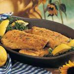 Pan Fried Rainbow Trout (4 oz.)