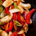 Balsamic Chicken & Bell Peppers