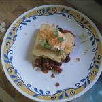 Cornbread Chili Pie