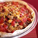 Weight Watcher Turkey Enchilada Pie