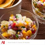 Banana-Papaya Salsa