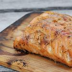 Grilled Atlantic Salmon