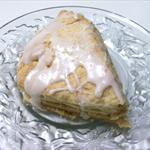 Iced Kahlua Cream Scones (FangsPierce)